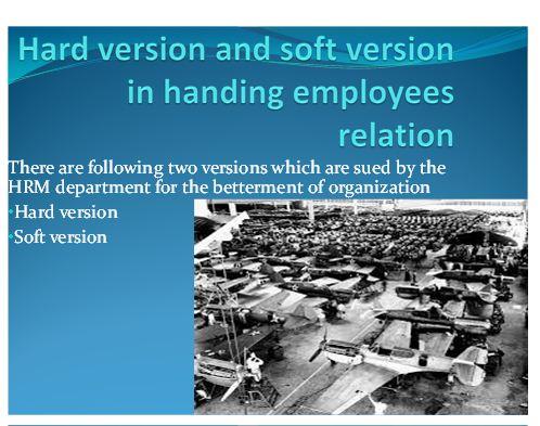 Employee Relation Presentation Slide 9