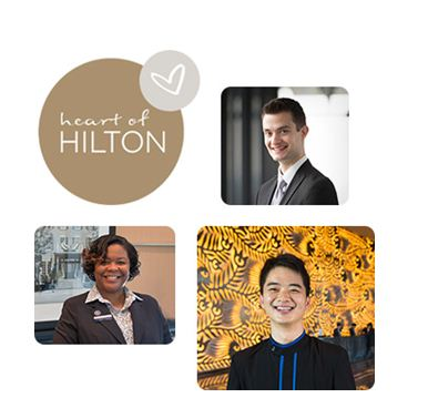 Employees are the Heart of Hilton