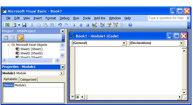 Visual Basic tool
