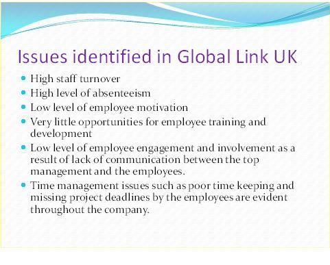 global link UK
