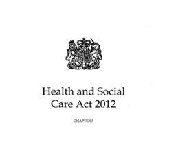 Health & Social CAre Act