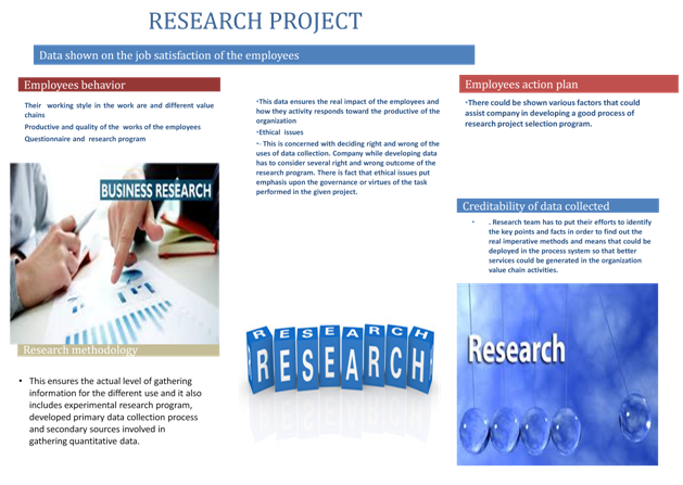 Unit 8 Research Project Sample Assignment 4