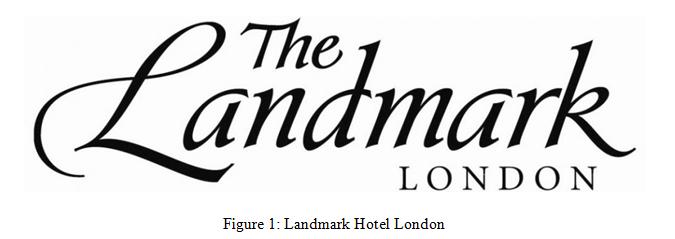 Landmark Hotel London | HND Assignment