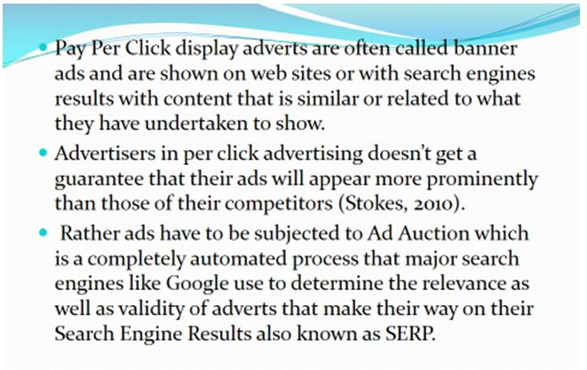 Pay per click advertising VW 3