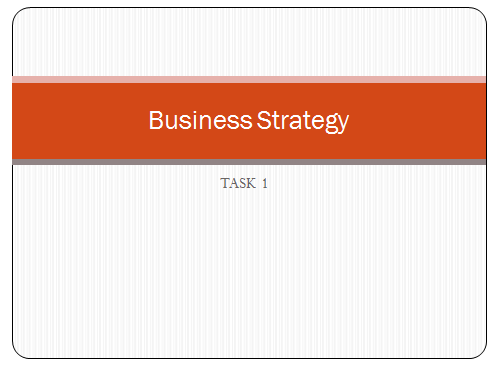 Unit 7 Business Strategy Assignment Mulberry 1