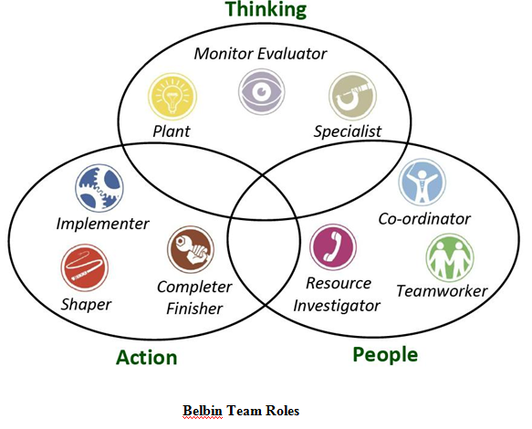 Belbin Team Roles - Assignment Help in Uk