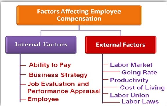 Factors Determining Pay in Hilton hotel