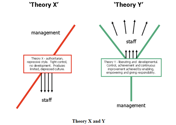Theory X and Y - Assignment Help in Uk