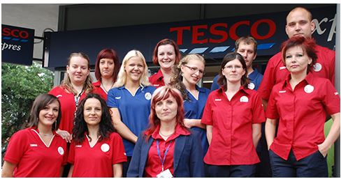 Staff Member of Tesco | Assignment Writing Service