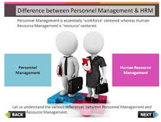 diff between personal management and hrm - Assignment Help in UK