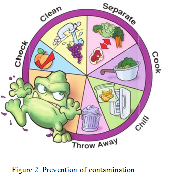 Prevention of contamination - Assignment Help in UK