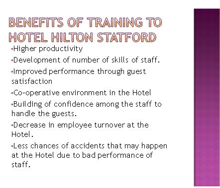 Unit 18 HRM Assignment Hilton Hotel Stratford 12
