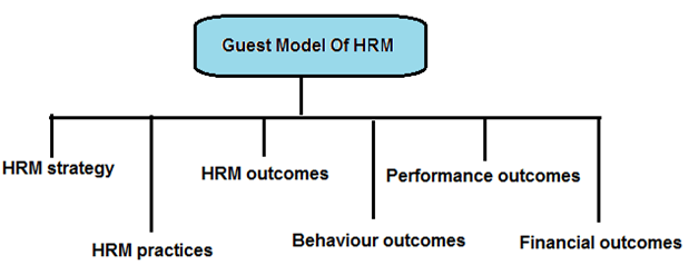 guest model of hrm - Assignment Help in UK