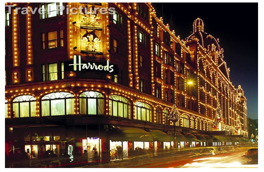 Harrods - Assignment Help in UK