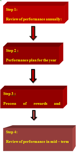 steps of employee performances - Assignment Help in UK