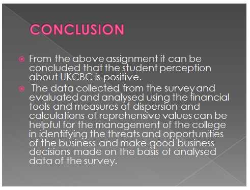 Unit 6 Data Collection in Business Decision Making Assignment 17