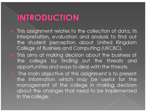 Unit 6 Data Collection in Business Decision Making Assignment 8