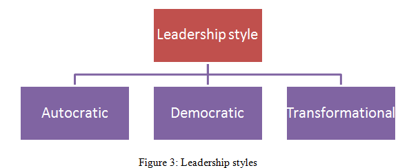 Leadership styles - Assignment Help in UK