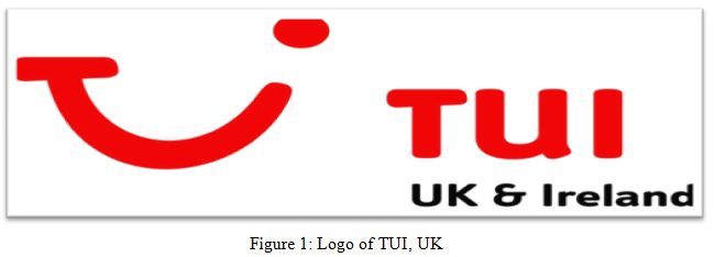 Logo of TUI, UK