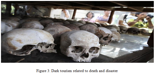Dark tourism related to death and disaster - Assignment Help in UK