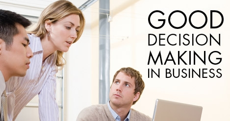 Assignment on Business Decision Making - Assignment Help in UK
