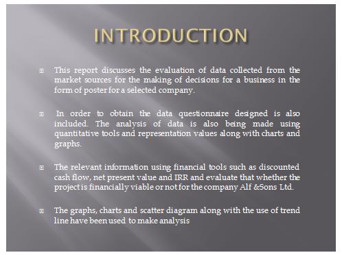 Business Presentation slide - Assignment Help in UK