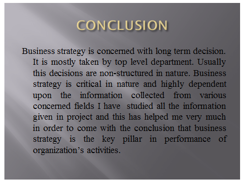 Business Presentation slide - Assignment Help in UK