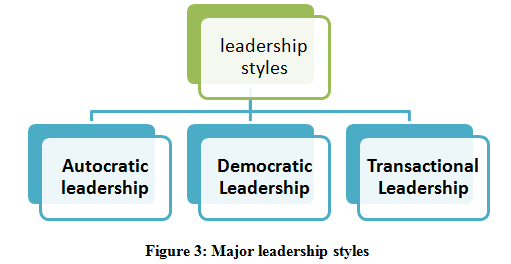 Major leadership styles - Assignment Help in UK
