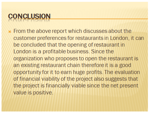 Business Presentation slide 10 - Assignment Help in UK