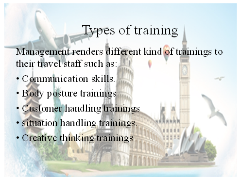 Tourist Destinations Slide 4 -Assignment Help in UK