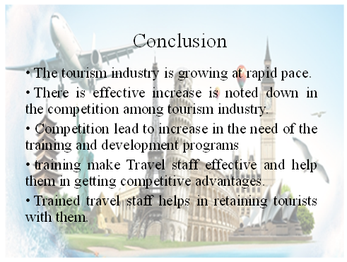 Tourist Destinations Slide 6 - Assignment Help in UK