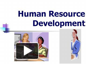 Unit 23 Human Resource Development Assignment - Assignment Help UK
