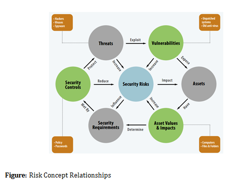 Risk Concept Relationships