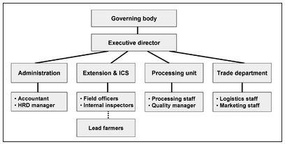 certain standardized structure