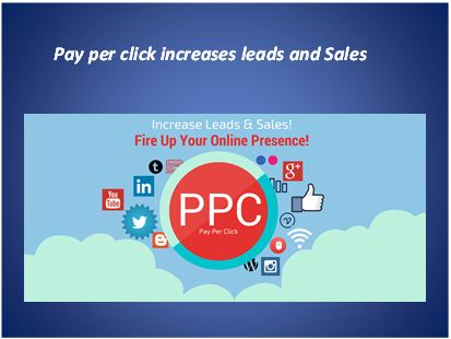 pay per click increases