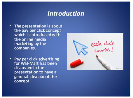 presentation on pay