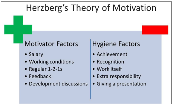 organisational behaviour hertzberg 2 factor theory essay