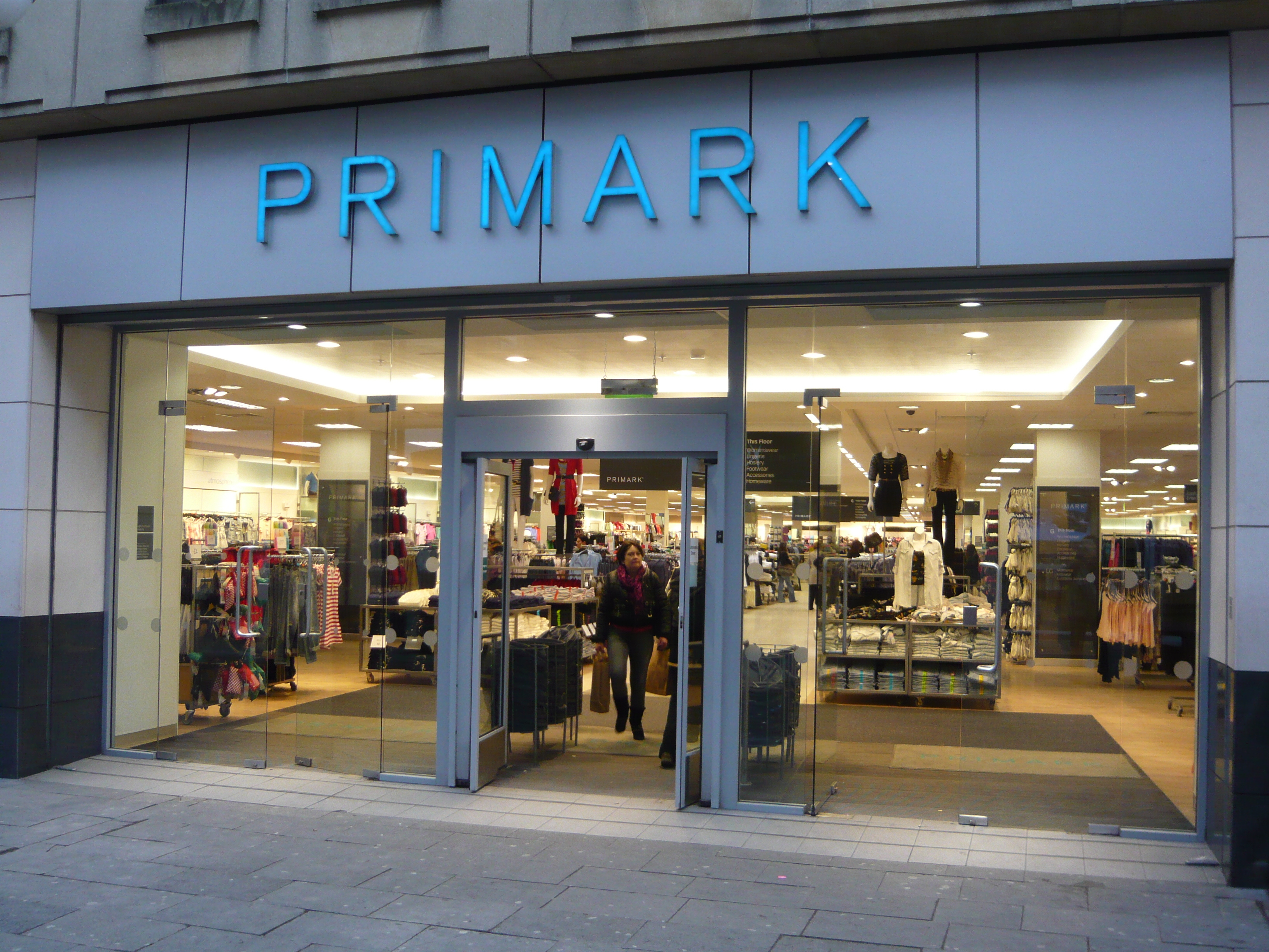 marketing in primark Risk analysis of primark essay primark corp was emerging as a leader in the global information services industry in the mid-1990s through its four major divisions, the company focused its information services on financial, weather, and information technology markets.