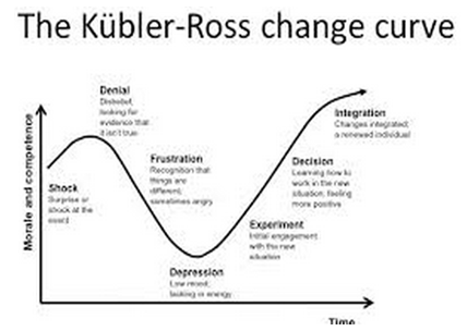 Kubler Ross curve, Assignment Help, Assignment Help UK, Assignment Help London, Online Assignment Help, Assignment Help Coventry