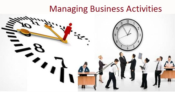 Managing Business Activities, Assignment Help, Assignment Help UK, Assignment Help London, Assignment Help Coventry, Online Assignment Help