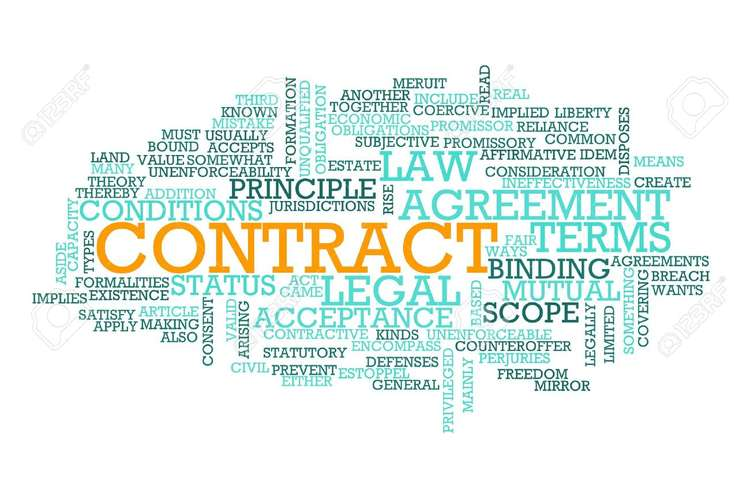 Unit 7 Business Law of Contract Assignment
