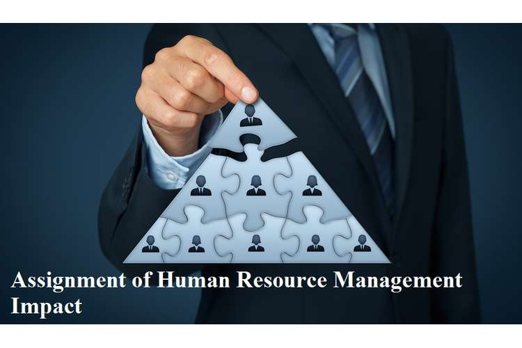 Assignment Human Resource Management Impact