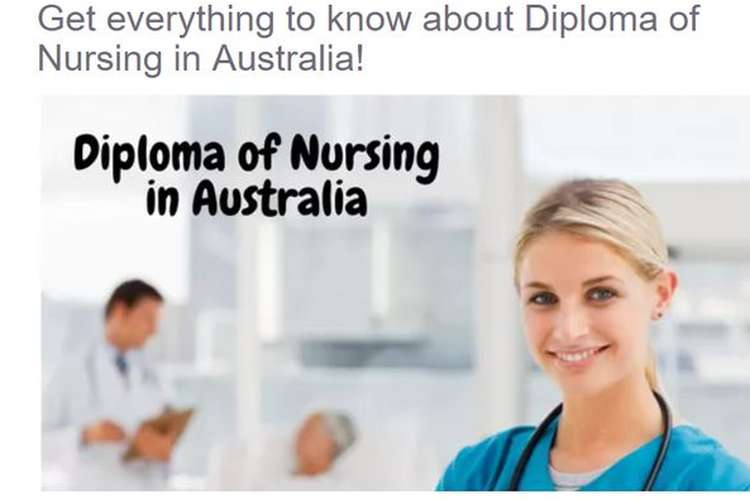 Diploma of Nursing Assignment Help