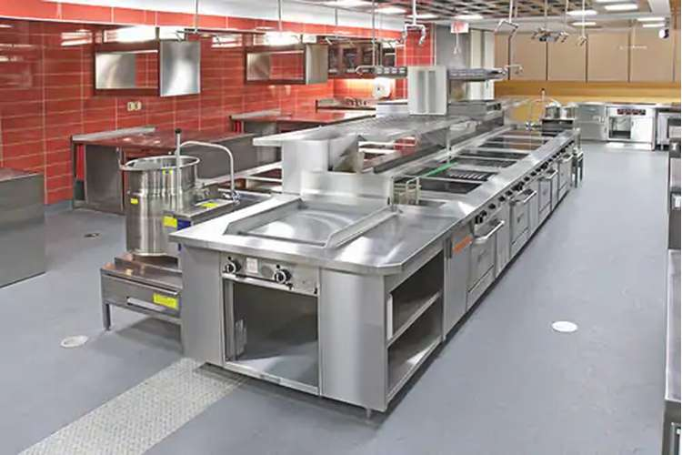 Industrial Kitchen Equipment Assignment Help