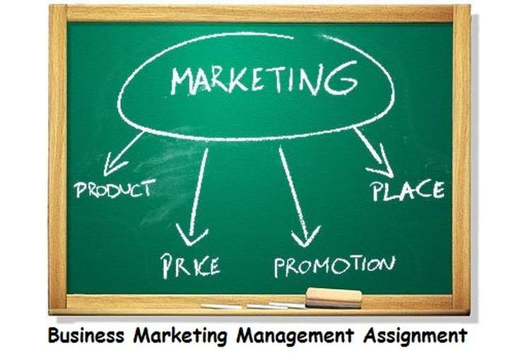 Business Marketing Management Assignment