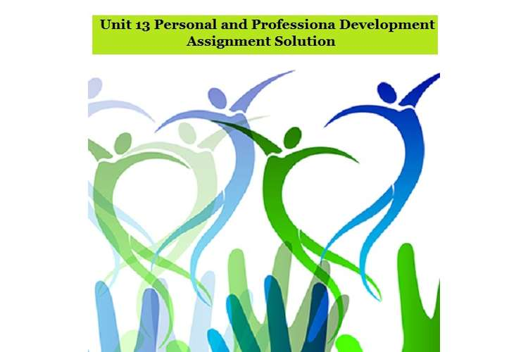 Personal and Professional Development Assignment Solution