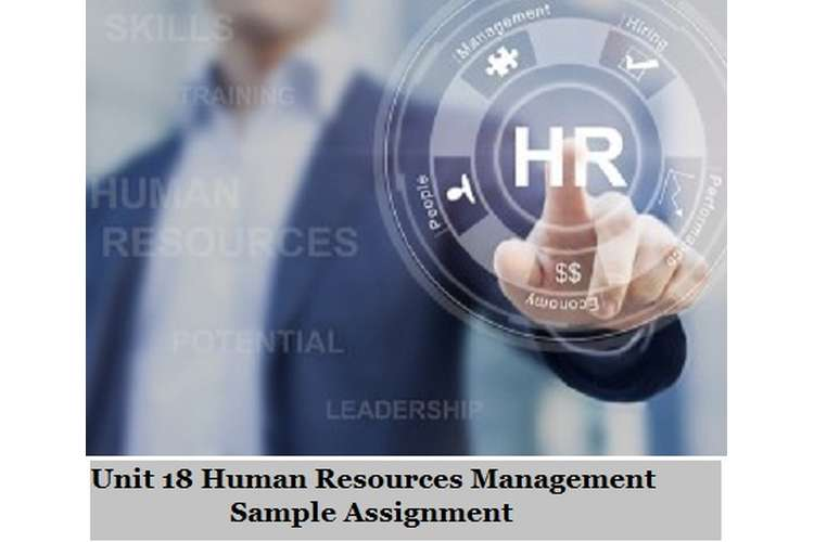 Human Resources Management Sample Assignment