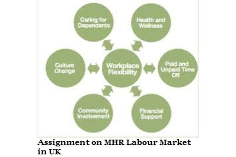 Unit 21 Assignment on MHR Labour Market in UK