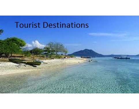 Tourist Destinations Assignment Help