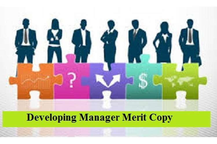 Unit 7 Developing Manager Merit Copy